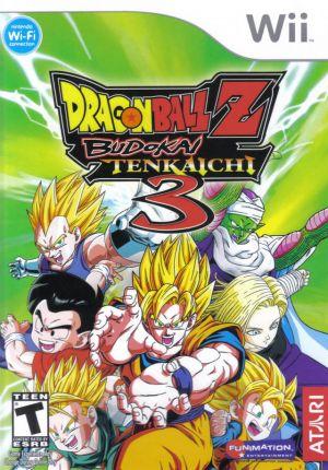 Dragon Ball Z- Budokai Tenkaichi 3 ROM