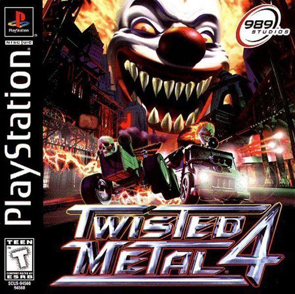 Скачать twisted metal ps1 торрент
