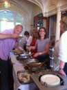 Lorne - first dinner 2