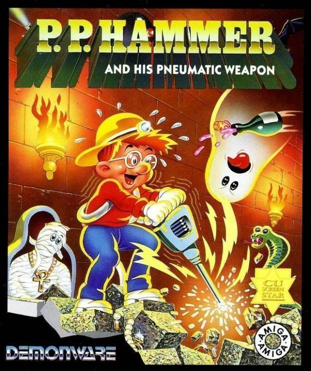 P.P. Hammer And His Pneumatic Weapon (USA) Game Download Amiga 500