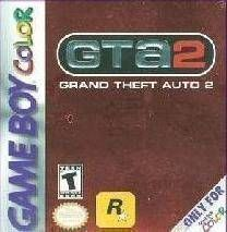Grand Theft Auto 2 (USA) Game Download Gameboy Color