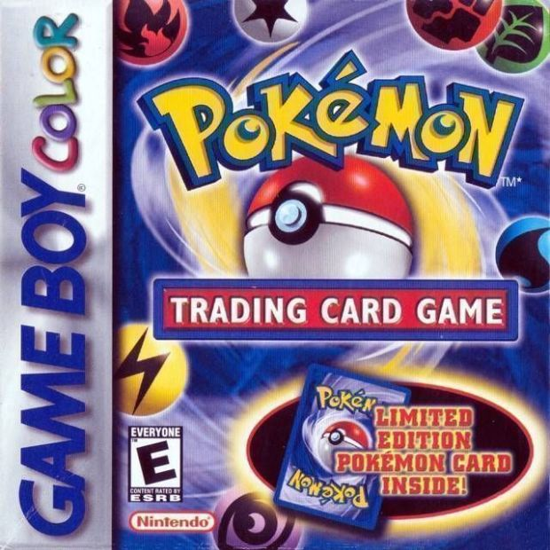 Pokemon Trading Card Game (USA) Game Download Gameboy Color