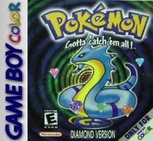 Pokemon Diamond (Hack) (USA) Game Download Gameboy Color