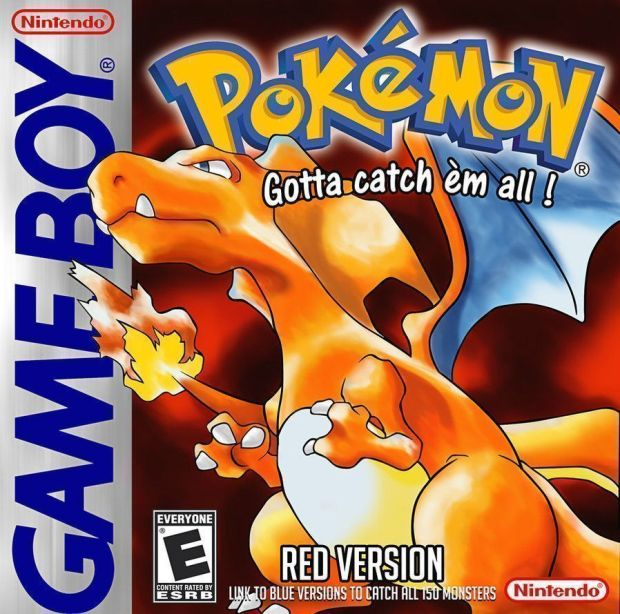 Pokemon – Red Version (USA Europe) Game Download Gameboy Color