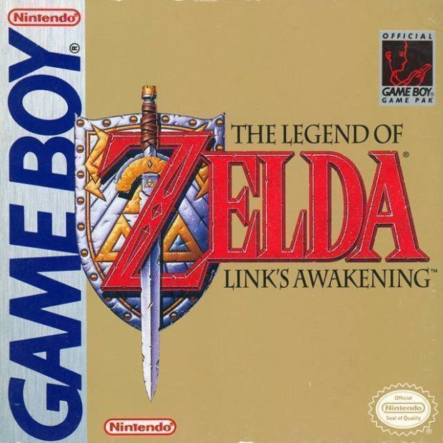 Legend Of Zelda, The – Link's Awakening  (V1.2) (USA) Game Download Gameboy