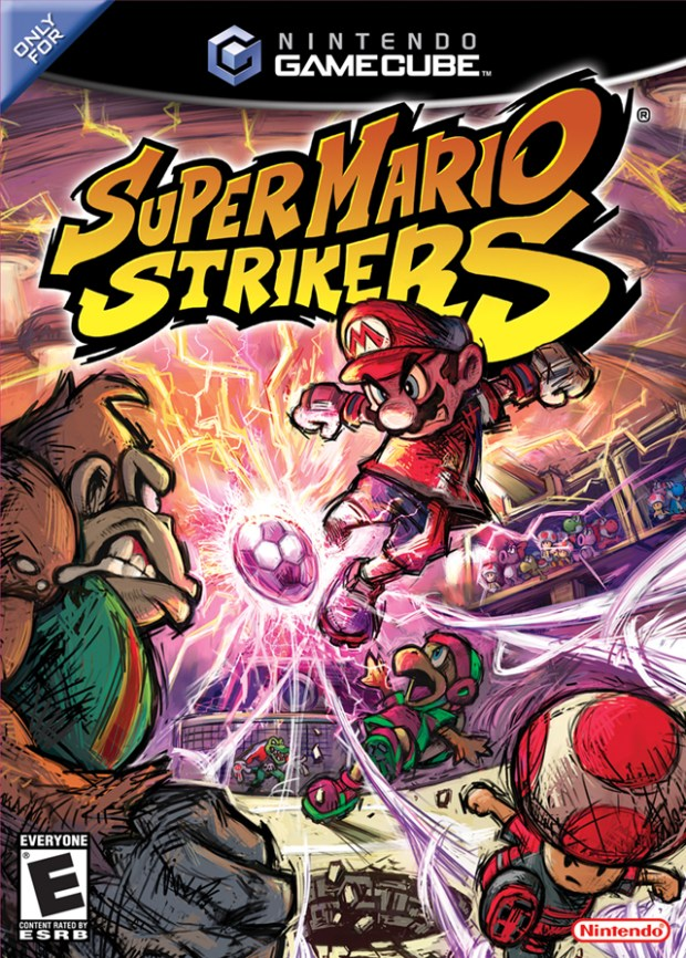 Super Mario Strikers (USA) Game Download GameCube