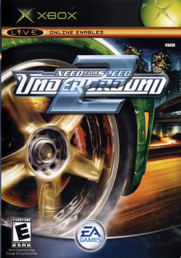 Need For Speed Underground 2 (USA) Game Download Microsoft Xbox