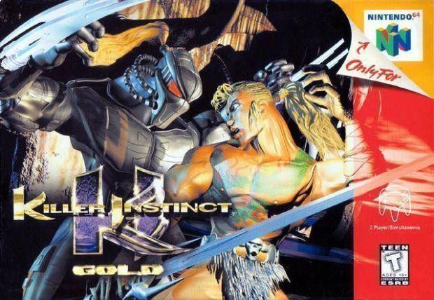 Killer Instinct Gold (V1.2) (USA) Game Download Nintendo 64