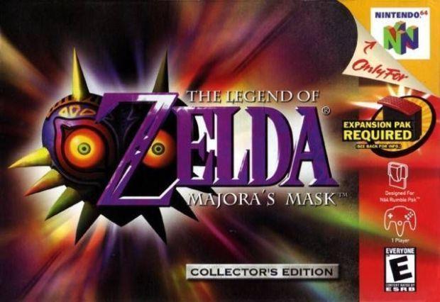 Legend Of Zelda, The – Majora's Mask (USA) Game Download Nintendo 64
