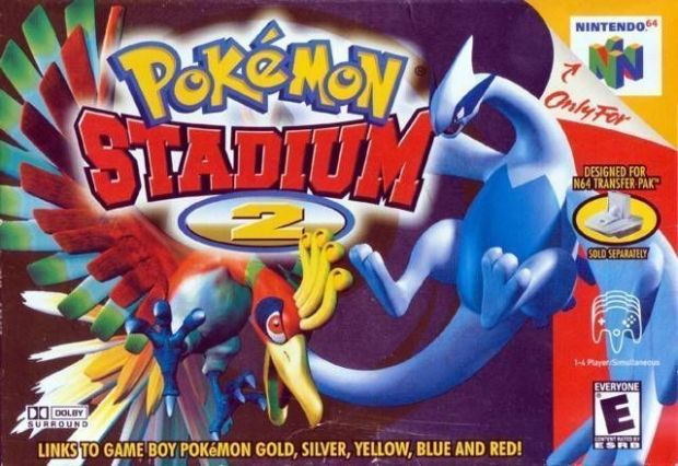 Pokemon Stadium 2 (USA) Game Download Nintendo 64