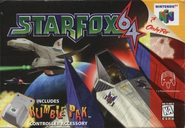 Star Fox 64 (V1.1) (USA) Game Download Nintendo 64