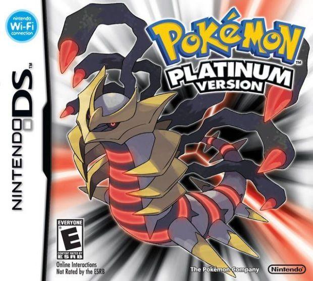 Pokemon – Platinum Version (v01) (USA) Game Download Nintendo DS