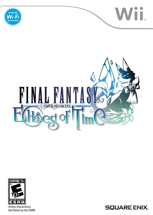 Final Fantasy Crystal Chronicles - Echoes Of Time (USA) Game Cover