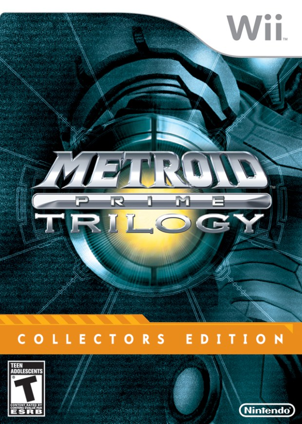 Metroid Prime – Trilogy (USA) Game Download Nintendo Wii