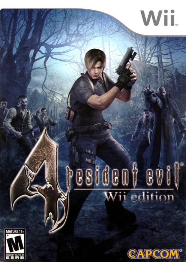 Resident Evil 4 (USA) Game Download Nintendo Wii