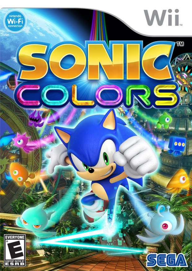 Sonic Colors (USA) Game Download Nintendo Wii