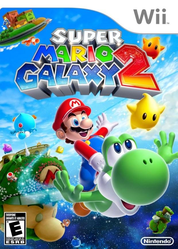 Super Mario Galaxy 2 (USA) Game Download Nintendo Wii