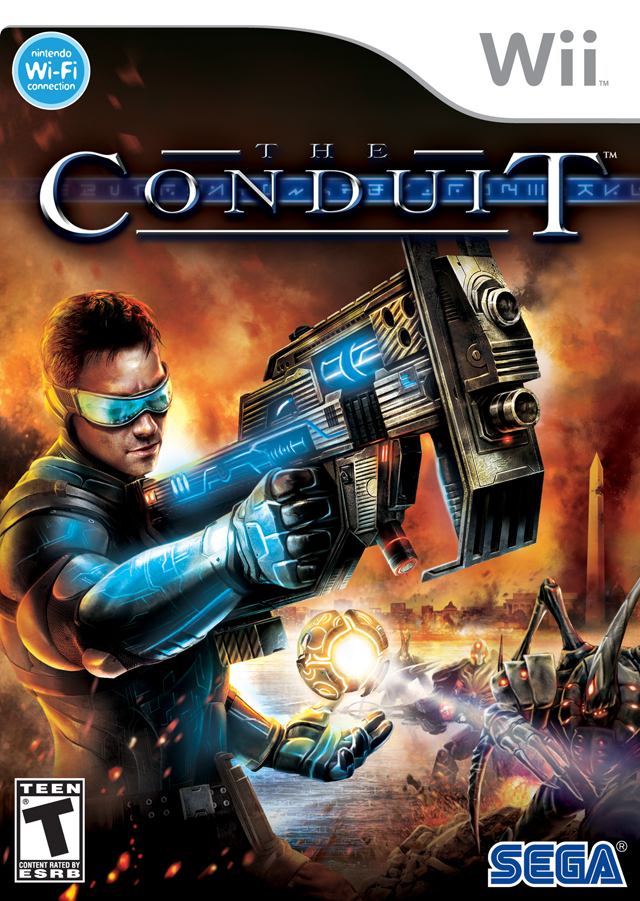 The Conduit (USA) Game Cover