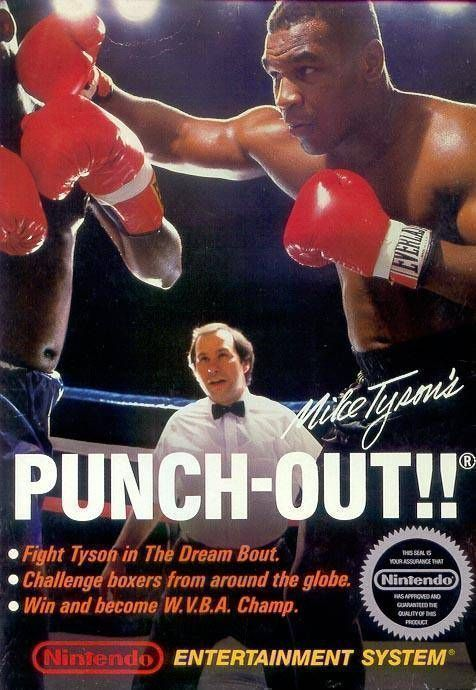 Mike Tyson's Punch-Out!! (USA) Game Download Nintendo