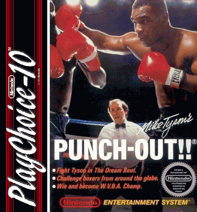 Mike Tyson's Punch-Out!! (PC10) (USA) Game Download Nintendo
