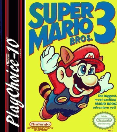 Super Mario Bros 3 (PC10) (USA) Game Download Nintendo