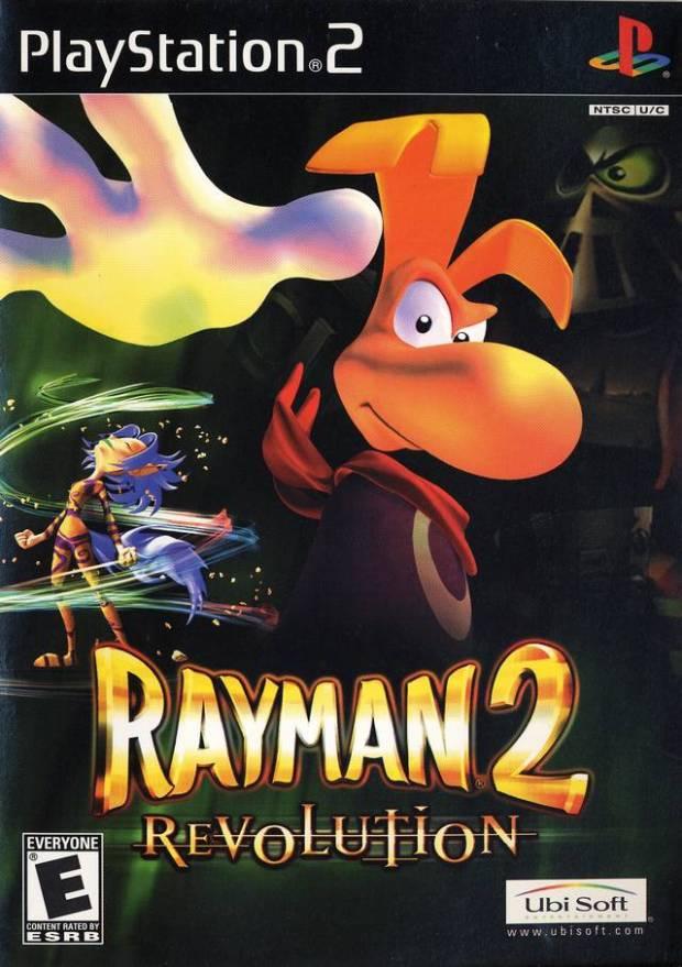 Rayman 2 – Revolution (USA) Game Download Playstation 2