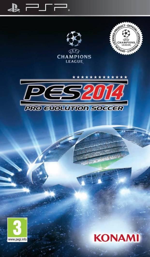 Pro Evolution Soccer 2014 (Europe) Game Download Playstation Portable