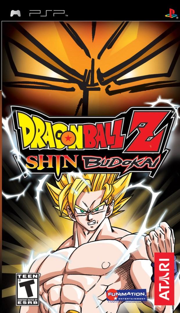 Dragon Ball Z – Shin Budokai (USA) Game Download Playstation Portable