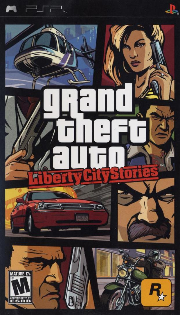 Grand Theft Auto – Liberty City Stories (USA) Game Download Playstation Portable