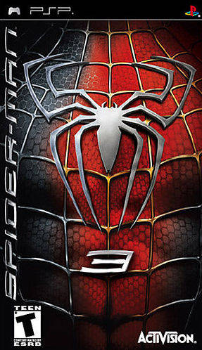 Spider-Man 3 (USA) Game Download Playstation Portable