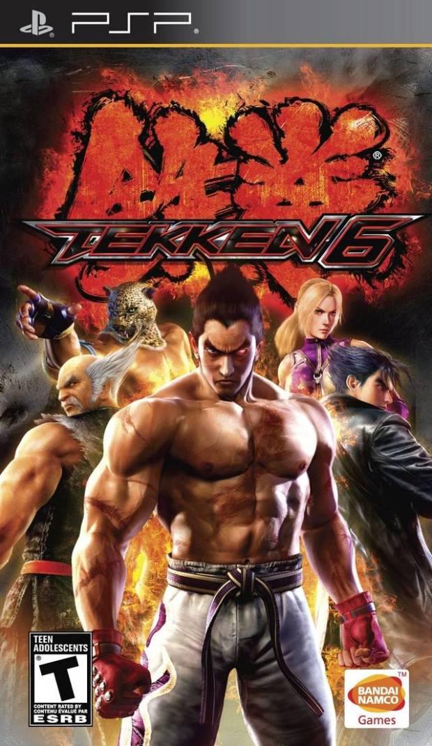 Tekken 6 (USA) Game Download Playstation Portable