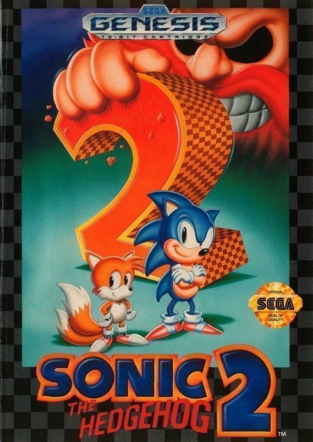 Sonic The Hedgehog 2 (JUE) (USA) Game Download Sega Genesis