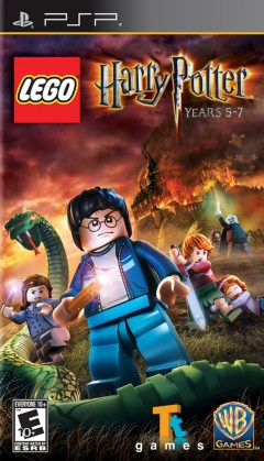 LEGO Harry Potter   Years 5 7   Playstation Portable PSP ISOs  ROM     LEGO Harry Potter   Years 5 7