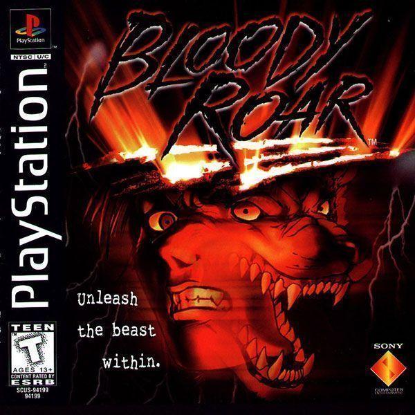 Bloody Roar 2 SCUS 94424 PlaystationPSXPS1 ISOs ROM