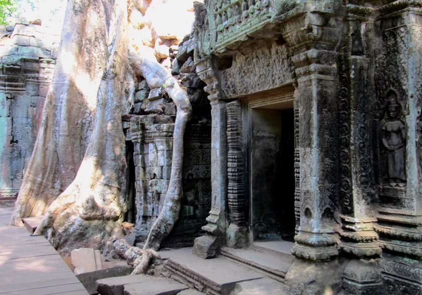 Ta Prohm Cambodja