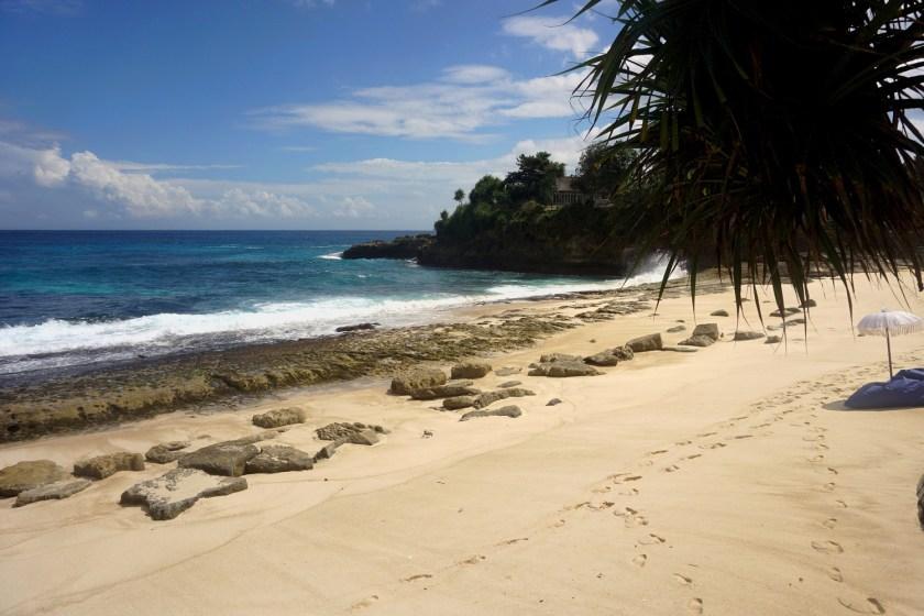 Sandy Bay, Nusa Lembongan