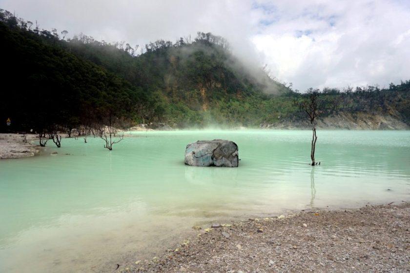 Rondreis Indonesië Kawah Putih