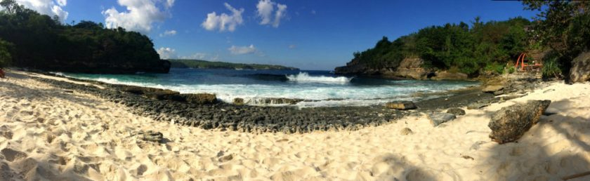 Secret Beach op Nusa Ceningan