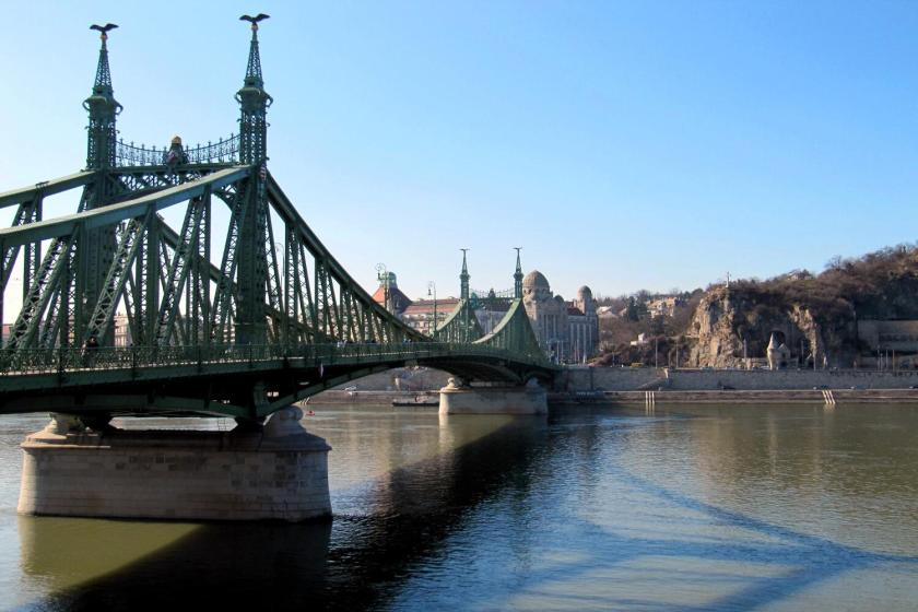 Vrijheidsbrug Boedapest