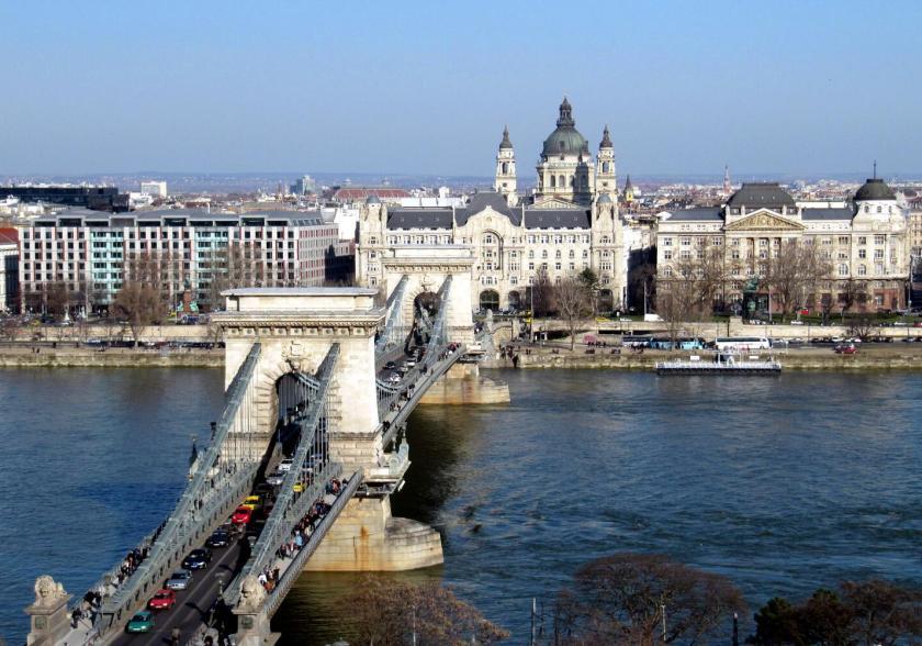Weekendje Boedapest
