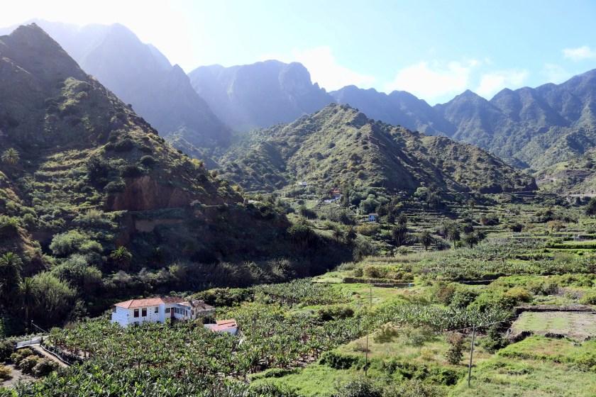 Ontdek Hermigua op La Gomera