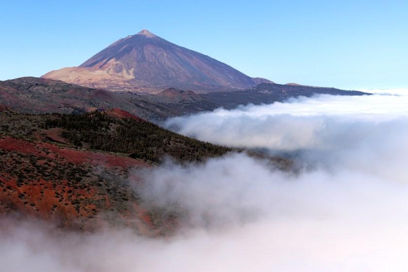 Nationaal park El Teide op Tenerife