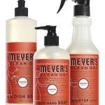 Mrs. Meyer's Clean Day: Spring Cleaning Products GIVEAWAY (5 Winners)