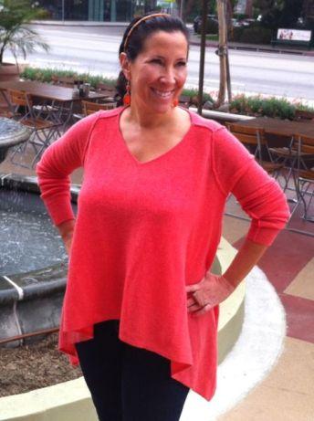 Subtle Lux Cashmere Sweater 1