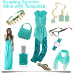 I'll Never Let Go: Keeping Summer Alive With Turquoise
