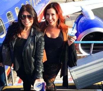 Vegas Airplane