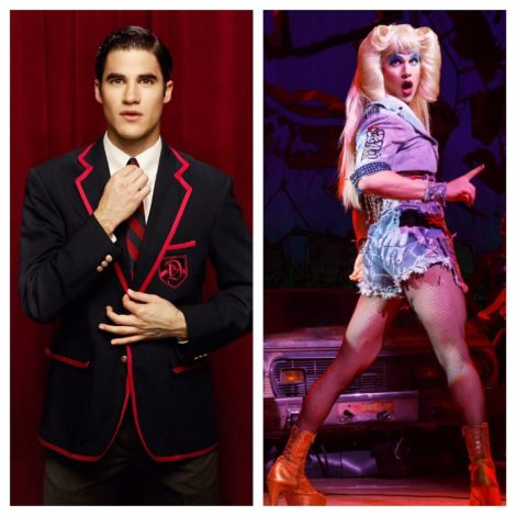 Hedwig and the Angry Inch, Glee