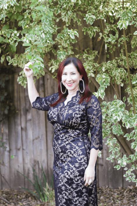 kiyonna dress, black friday