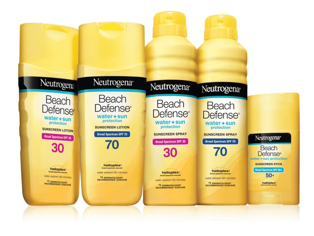 Neutrogena, Skin Cancer Awareness