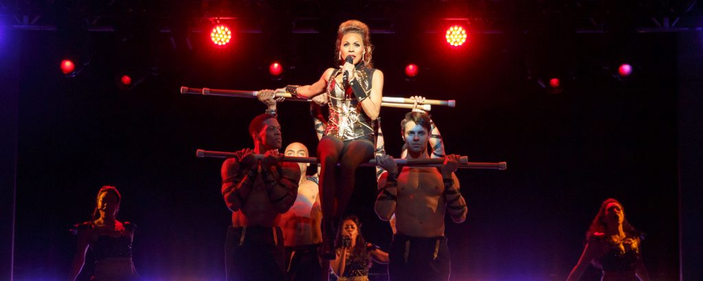 The Bodyguard, Pantages